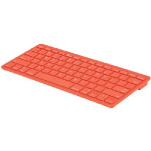 WIRELESS BLUETOOTH(R) KEYBOARD (ORANGE)