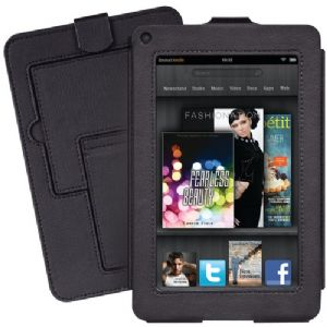 KINDLE(R) FIRE DUAL KICKSTAND CASE