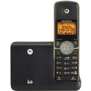 DECT 6.0 CORDLESS PHONE SYSTEM WITH BLUE