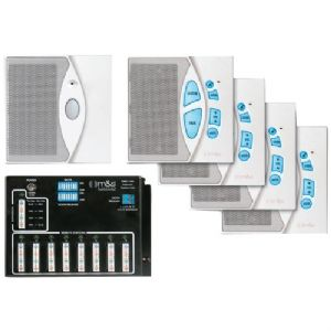 DMC10 SERIES INTERCOM SYSTEM PACKAGE