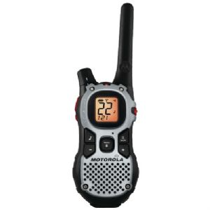 27-MILE TALKABOUT(TM) 2-WAY RADIOS