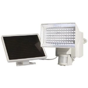 SOLAR-POWERED 80 LED MOTION-ACTIVATED OU