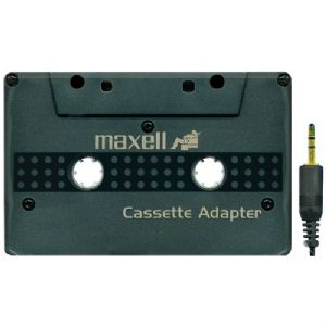 CD TO CASSETTE ADAPTER