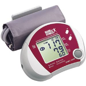 AUTO-INFLATE BLOOD PRESSURE MONITOR