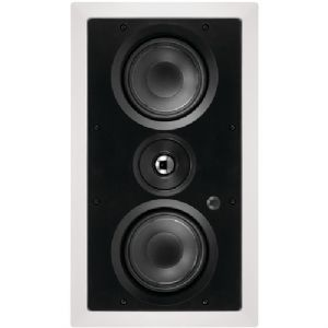 DUAL 5.25&quot; 2-WAY ALL CHANNEL IN-WALL LOU