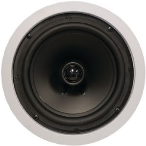 "8"" 2-WAY ROUND IN-CEILING LOUDSPEAKERS"