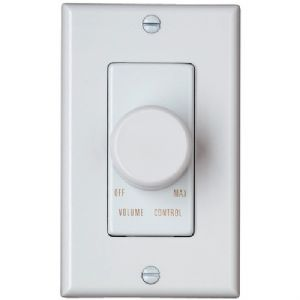 IMPEDANCE-MATCHING VOLUME CONTROLS (WHIT