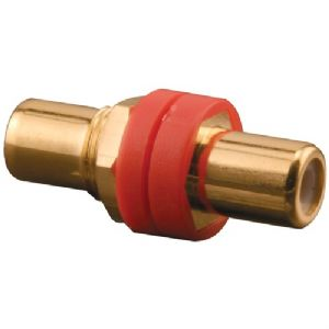 RCA FRONT and BACK CONNECTORS (RED COLOR