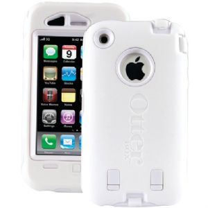 IPHONE(TM) 3G/3GS DEFENDER(TM) CASE (WHI
