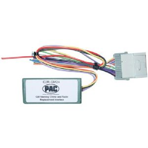 RADIO REPLACEMENT INTERFACE (NO ONSTAR(R