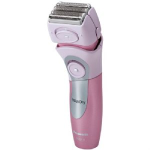 LADIES' CLOSE CURVES WET/DRY SHAVER