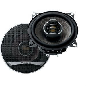 "4"" 2-WAY SPEAKERS"