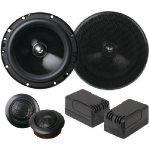 "6.5"" ANARCHY 2-WAY COMPONENT SPEAKERS"