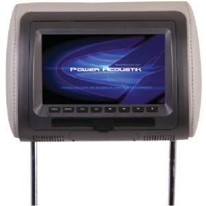 "UNIVERSAL HEADREST MONITOR WITH DVD (7"")"