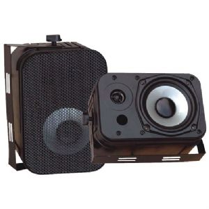 "5.25"" INDOOR/OUTDOOR WATERPROOF SPEAKERS"
