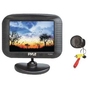 "3.5"" TFT LCD MONITOR/NIGHT VISION BACKUP"
