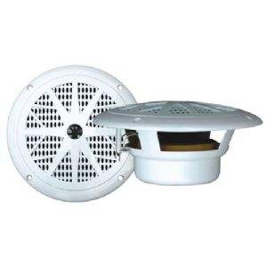 DUAL CONE WATERPROOF STEREO SPEAKERS (6.