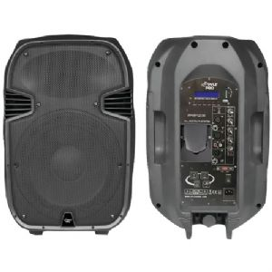1,200-WATT POWERED 2-WAY FULL RANGE PA S