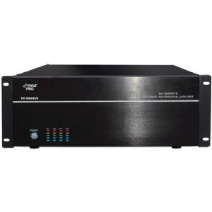 8-CHANNEL, 8000-WATT STEREO/MONO AMPLIFI