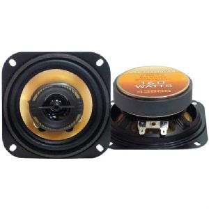YELLOW LABEL SERIES 2-WAY SPEAKERS (4'' 