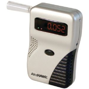 PRECISION DIGITAL BREATH ALCOHOL TESTER