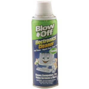 BLOW OFF(TM) FOAMING ELECTRONICS CLEANER