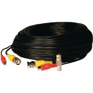 BNC VIDEO POWER EXTENSION CABLE (100FT)