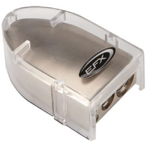 BATTERY TERMINAL ONE 1/0-GAUGE, ONE 4-GA