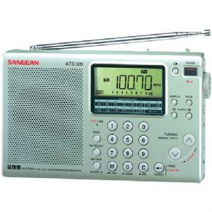 16-BAND DIGITAL AM/FM STEREO SHORT-WAVE