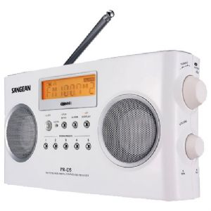 DIGITAL PORTABLE STEREO RECEIVER WITH AM