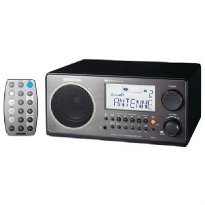 DIGITAL AM/FM STEREO SYSTEM WITH LCD and