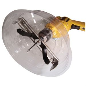 MEDIUM ADJUSTABLE QUICK-CUTTER HOLE SAW