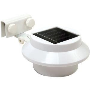 MULTIPURPOSE GUTTER/FENCE SOLAR LIGHT, 2