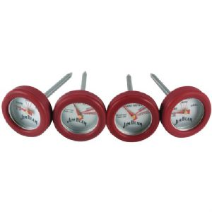 POULTRY and STEAK MINI THERMOMETERS, 4 P