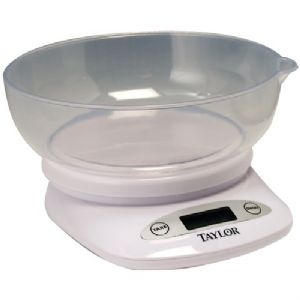 4.4LB-CAPACITY DIGITAL KITCHEN SCALE WIT
