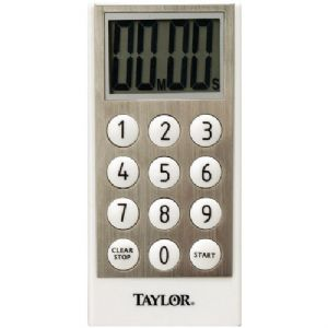 10-KEY DIGITAL TIMER