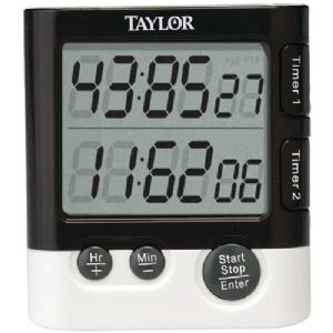 DUAL EVENT DIGITAL TIMER/CLOCK