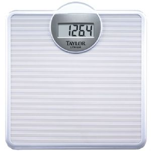 LITHIUM DIGITAL SCALE WITH EASY-TO-READ