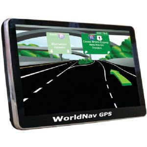 "WORLDNAV 7400 HIGH-RESOLUTION 7"" TRUCK G"