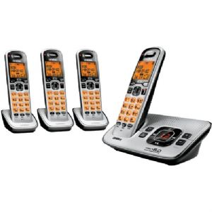 DECT 6.0 CORDLESS PHONE SYSTEM WITH ANSW