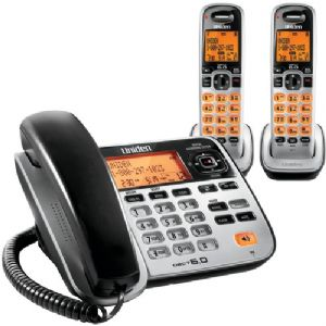 DECT 6.0 CORDED/CORDLESS DIGITAL ANSWERI