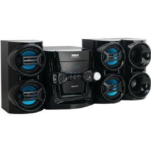 RCA Audio System with Bluetooth