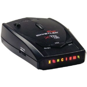 RADAR/LASER DETECTOR WITH SUPER-BRIGHT I