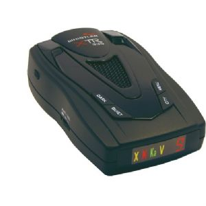 RADAR/LASER DETECTOR WITH REAL VOICE(TM)