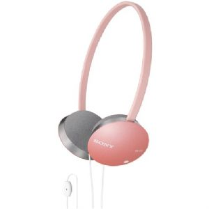 PC AUDIO HEADSET (PINK)