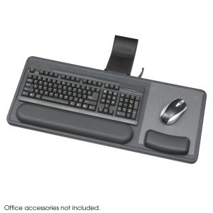 Ergonomic Sit/Stand Articulating Keyboard/Mouse Ar