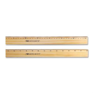 RULER,OFFICE,FLEXIBLE,18