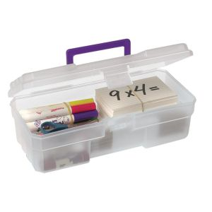 BOX,SUPPLY,12,CLR