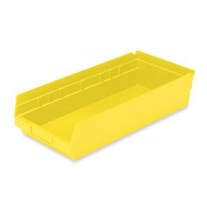 BIN,8.4X18X4,YELLOW