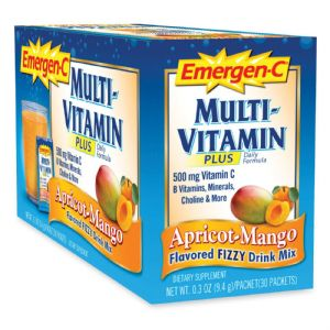 EMERGEN-C APRICOT MANGO